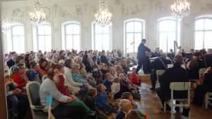 Muzikālās pasakas. Liepājas Simfoniskā orķestra koncerts. /10.10.2015./