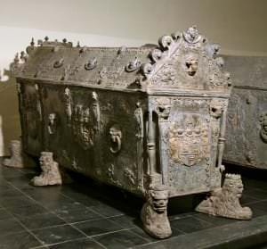Саркофаг герцогини Елизаветы Магдалены