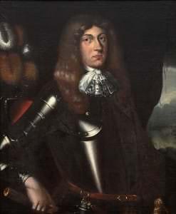 Принц Курляндии Фердинанд. Неизвестный художник. Копия 18 века. Шведский национальный музей, замок Грипсхольм