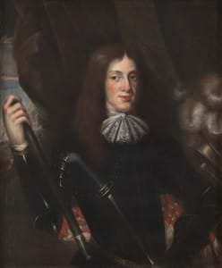 Курляндский герцог Фридрих Казимир. Неизвестный художник. Копия начала 18 века. Шведский национальный музей, замок Грипсхольм