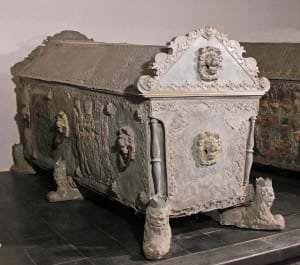 Саркофаг герцога Фридриха