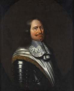 Курляндский герцог Якоб. Неизвестный художник. Копия начала 18 века. Шведский национальный музей, замок Грипсхольм