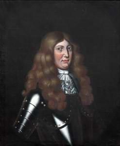 Принц Курляндии Карл Якоб. Неизвестный художник. Копия начала 18 века. Шведский национальный музей, замок Грипсхольм