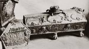Саркофаг принца Леопольда Карла в 1913 году