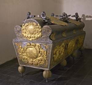 Саркофаг Курляндской герцогини Софии Амалии