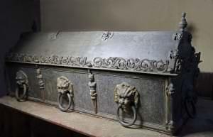 Саркофаг Курляндской герцогини Софии