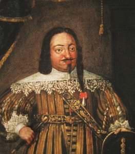 Hercogs Frīdrihs. Kristiana Hola kopija no nezināma 17. gs. oriģināla
