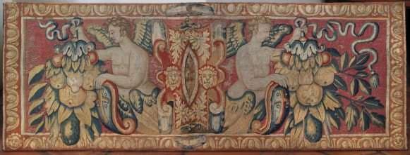Gobelēna apmale. Flandrija, Brisele, Jakoba Gēbelsa darbnīca, ap 1600