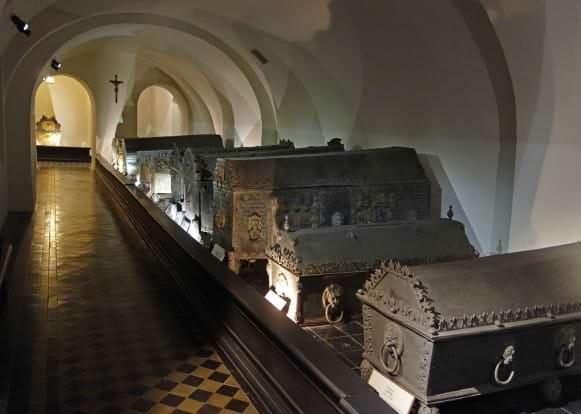 Kurzemes hercogu kapenes 2014. gadā