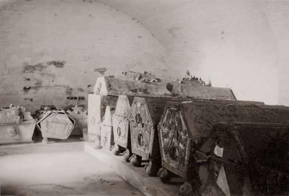 Kurzemes hercogu kapenes 1913. gadā