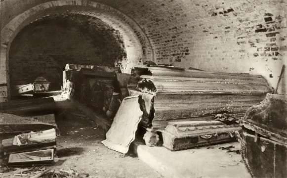 Kurzemes hercogu kapenes 1933. gadā