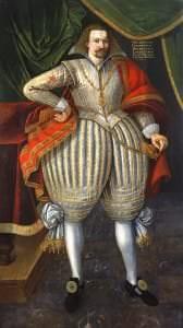 Kurzemes hercogs Vilhelms. Nezināms mākslinieks. 1615