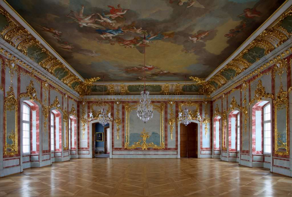 The Staterooms Rundāle Palace
