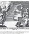 "Pītera Shita (Schut) (1619–1660) gravīra ""Toneel ofte Vertooch der Bybelsche Historien"".1659"