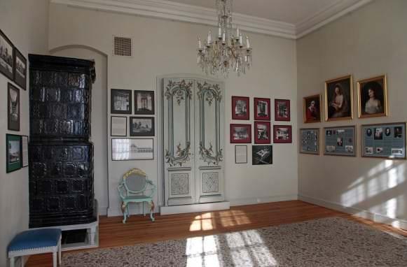 Kurzemes hercogu pilis un Dievinātā Doroteja