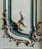 Durvju pildiņa apakšdaļa pirms restaurācijas